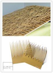 Питания пожарных синтетических соломы соломенной искусственного соломенной моделирование соломы
