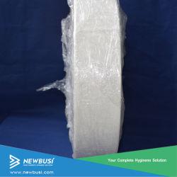Papel absorbente con SAP para toalla sanitaria