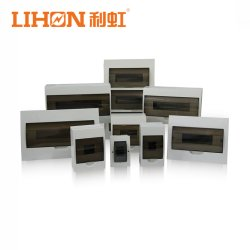 Lihong Hot vender ABS plástico completo Disjuntor 36 via Caixa de Distribuição