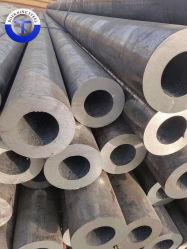Sch160 толстые стены углеродистая сталь круглого сшитых трубки топливопровода