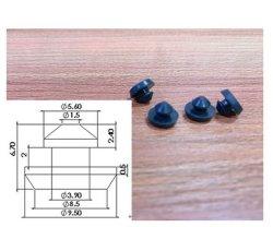 Qualitäts-aber niedriger Preis-Silikon-Gummi-Stecker für rostfreies Blatt