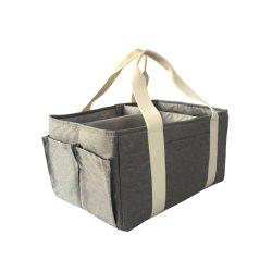 Organizzatore del pannolino del bambino di promozione, sacchetto cambiante del rilievo della mamma di modo, organizzatore versatile del pannolino della scuola materna