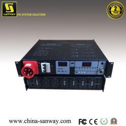 8 CH Bifase /Triphase Secuenciador de potencia para el sistema de altavoces PA