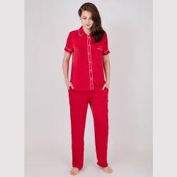 Pyjama femme mariée de haute qualité satin Pyjama Sexy jeu de l'usure du sommeil