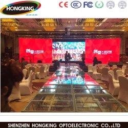 Schermo Video Led Per Interni P2.5 Schermo Led Mobile In Alluminio Pressofuso