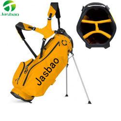 ゴルフチームのための最も安い銘柄の顧客用ロゴの男子ゴルフ立場袋
