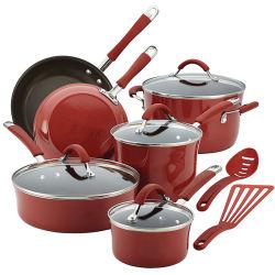 Anti-adherente de aluminio de los utensilios de cerámica para utensilios de cocina