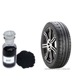 고무 타이어 색깔 주인 곡물 N220 N330 N550 N660를 위한 탄소 검정