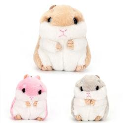 Fashion Festival populaire des cadeaux pour les enfants de trousseau de hamster en peluche Lady