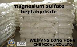 Suministro de fábrica de piensos de alta pureza de grado industrial Grado de fertilizante de sulfato de magnesio