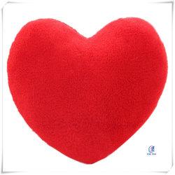 Almofadas de pelúcia coração vermelho Almofada de forma Toy Dom para Lover
