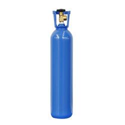 10L ISO Tped 증명서 이음새가 없는 강철 휴대용 가구 헬스케어 의학 산소 가스통