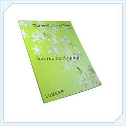 Soem-kundenspezifischer Papiereinband-Katalog/Broschüre-Buch-Drucken-Lieferant (BP-BC-0092)