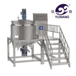 Косметический заслонки смешения воздушных потоков жидкого детергента оборудования, шампунь, жидкого мыла Homogenizer чайник мешалки
