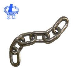 米国の標準Weldless亜鉛は結ばれた鎖をめっきした