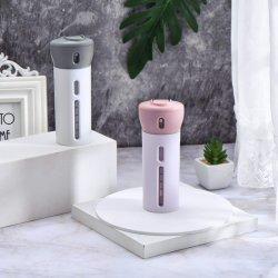 4 in 1 Fles van de Automaat van de Lotion roteren Emulsie die van de Reis van de Fles van het Gel van de Douche van de Shampoo van de Lotion 40ml de Sub de Plastic Fles van de Reis bottelen