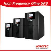 Arrêt d'urgence (EPO) 10 - 20 kVA onduleur en ligne à haute fréquence