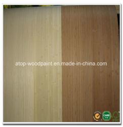 Vernisjes Lamelles van het bamboe carboniseerden het Verticale Houten Vernisje van het Bamboe van Bambu Kaplama Natuurlijke, Chapa DE Bambu