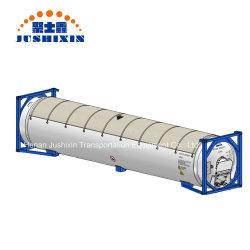 حاوية قياسية سعة 20 قدمًا LPG ISO سعة 40 قدمًا و35 قدمًا