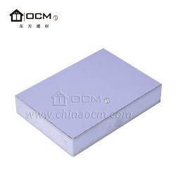 El aislamiento térmico Sandwich Paneles de pared