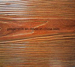 Волокна Progeneus цемента заняли сторону панели дерева платы зерна доску системной платы