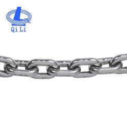 Norme allemande DIN764 fer zingué moyen de la chaîne de liaison