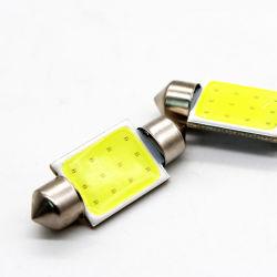 36mm polias lâmpada LED carro12V LED de alta potência de 24V polias C5W da Lâmpada de Teto LED branco com luz de leitura do Teto