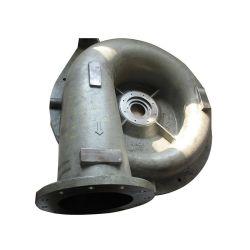 Arena OEM fundición de acero inoxidable y aluminio/bomba de piezas de hierro gris Shell personalizados realizados por la Caja de bomba de la inversión moldeado a presión a la cera perdida con el mecanizado CNC