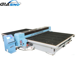 CNC 유리제 절단기 자동적인 박판으로 만들어진 유리 절단기 CNC 박판으로 만드는 유리제 절단기 Glasss 기계장치 CNC 유리제 커트 라인 절단 테이블