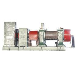 Cracker criogénico de pequeña escala en polvo de molino triturador de caucho de neumáticos usados equipo triturador de residuos de la línea de los precios de máquina de reciclaje de neumáticos
