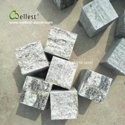 Новые продукты серого гранита Cube камня в патио с садом мостки подъездная дорожка с твёрдым покрытием