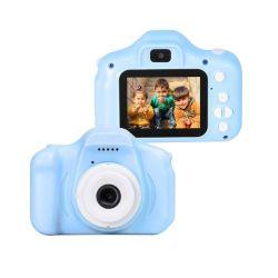 Video Karikatur-nettes Kind-Kamera-Spielzeug-im Freienfotographie mit Spielen für Bildschirm-der Kinder des Geburtstag-Geschenk-720p HD Digitalkamera