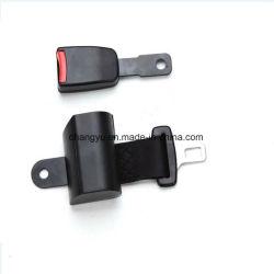 Auto Seat Belt mit Cer Certificate Retractable 2 Points Safety Belt Car Accessories