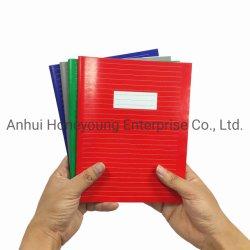 Libro di esercitazione poco costoso del taccuino della cancelleria dei Copybooks 16X21cm delle pagine degli allievi 80