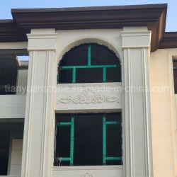 Châssis de la trappe à pierres de châssis de fenêtre de marbre