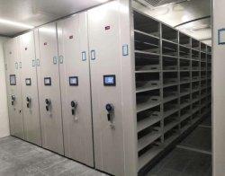 Archivos de oficina Muebles de acero electrónica inteligente rack compacto denso Gabinete estanterías móviles Archive