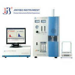 Carbono y azufre instrumento para Minerial y vidrio