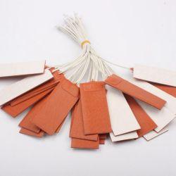 Nuovo riscaldatore flessibile utilizzato della gomma di silicone del timpano di olio di stile con l'adesivo della parte posteriore di 3m