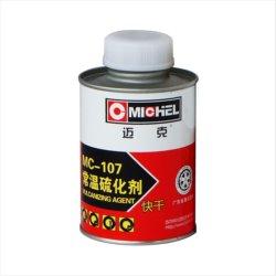 Liquido di vulcanizzazione del cemento della colla di riparazione del pneumatico del Michel per la spina della zona