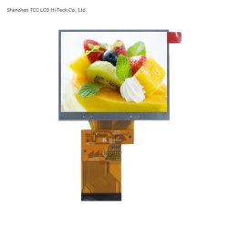 3.5 affissione a cristalli liquidi grafica dello schermo a colori dello schermo 320X240 TFT dell'affissione a cristalli liquidi di pollice (TM035KDH03)