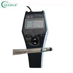 Anemómetro digital da velocidade do vento Medidor de medição do volume de ar
