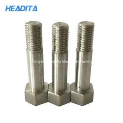 Apertar as peças de máquinas maquinado CNC