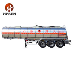 3 осей новые и использованные 55000 литров топлива масла каждые полгода в автоцистернах прицепа