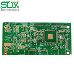 Custom PCB монтажная плата поставщика электромагнитной микроволновой печью печатной платы системной платы