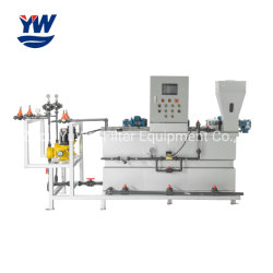 Dry Powder Dosing Device voor filterpers