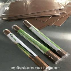 工場価格耐熱性PTFEのガラス上塗を施してあるファブリック