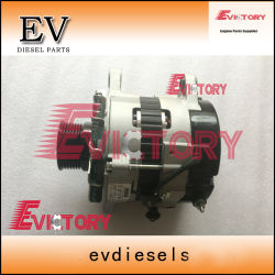V2607DI V2607-ди-T стартер генератор для экскаватора Kubota