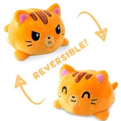 푸치 토이 가역적인 Flip Plush 동물성 박제 토이 소프트 애니멀 가정 용품 귀여운 동물 인형 어린이 선물 베이비 컴패니오