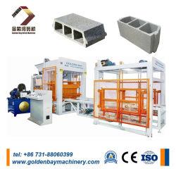 La última tecnología Prensa Hidráulica de polvo de madera /máquina bloquera /Bloquee la máquina el palet de madera