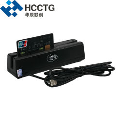 USB NFC+Contact ICのカード読取り装置Writer+の磁気ストライプ・カード読取機構Hcc110